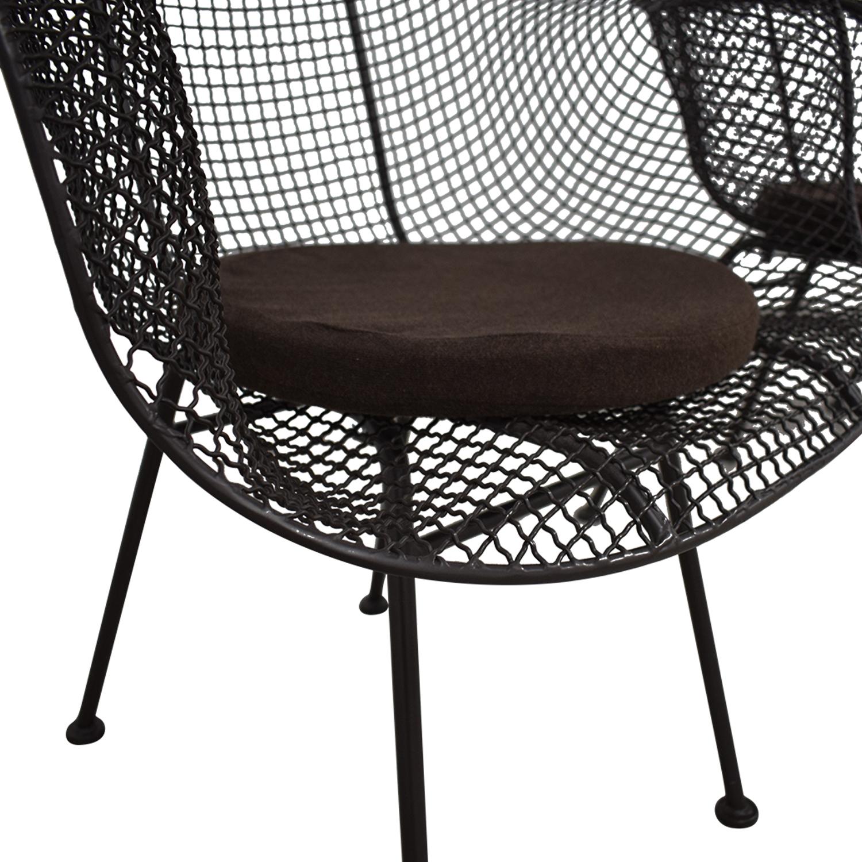 buy Restoration Hardware Metal Tub Dining Chairs Restoration Hardware Dining Chairs