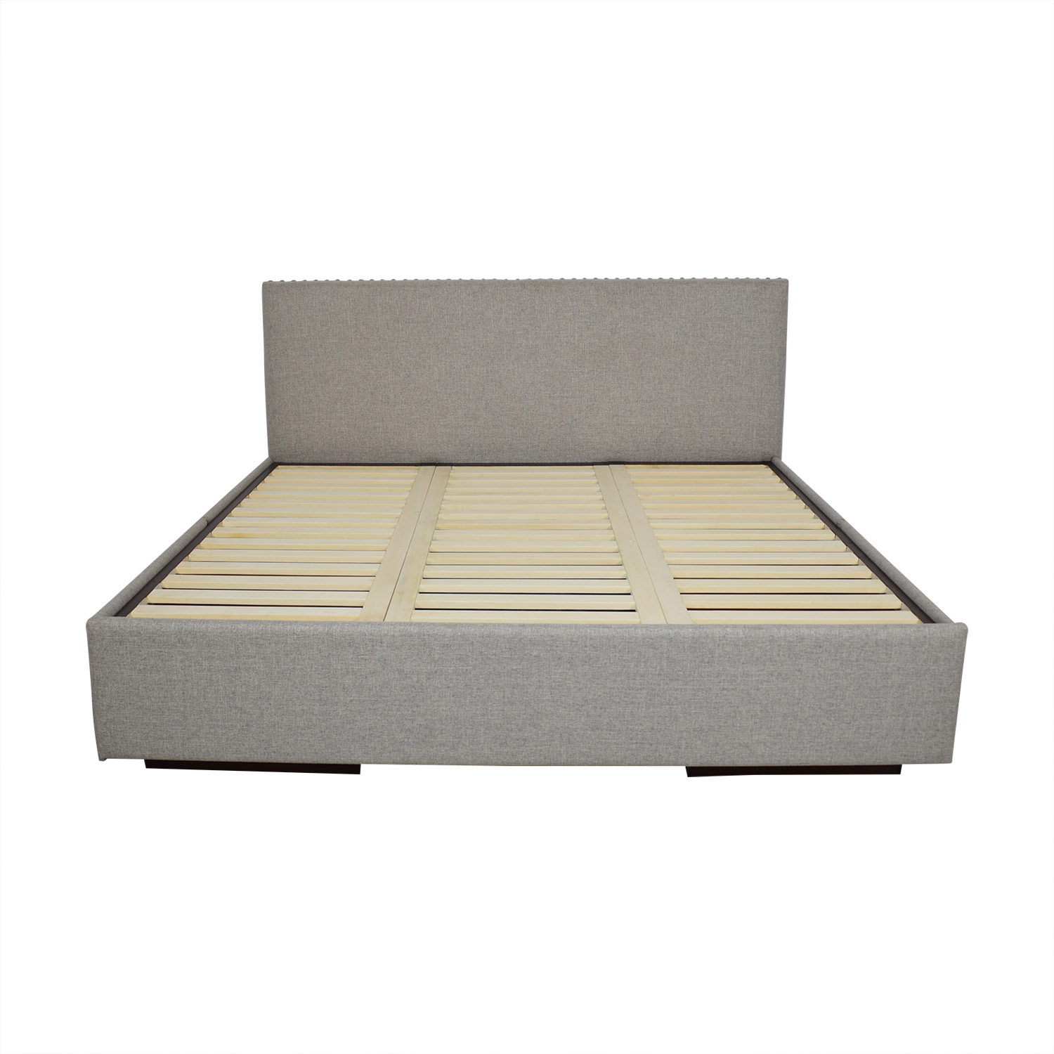 Pottery Barn Raleigh King Storage Bed / Bed Frames