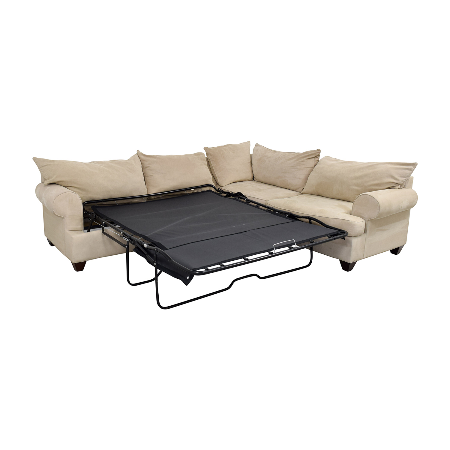buy Raymour & Flanigan Sectional Sleeper Sofa Raymour & Flanigan