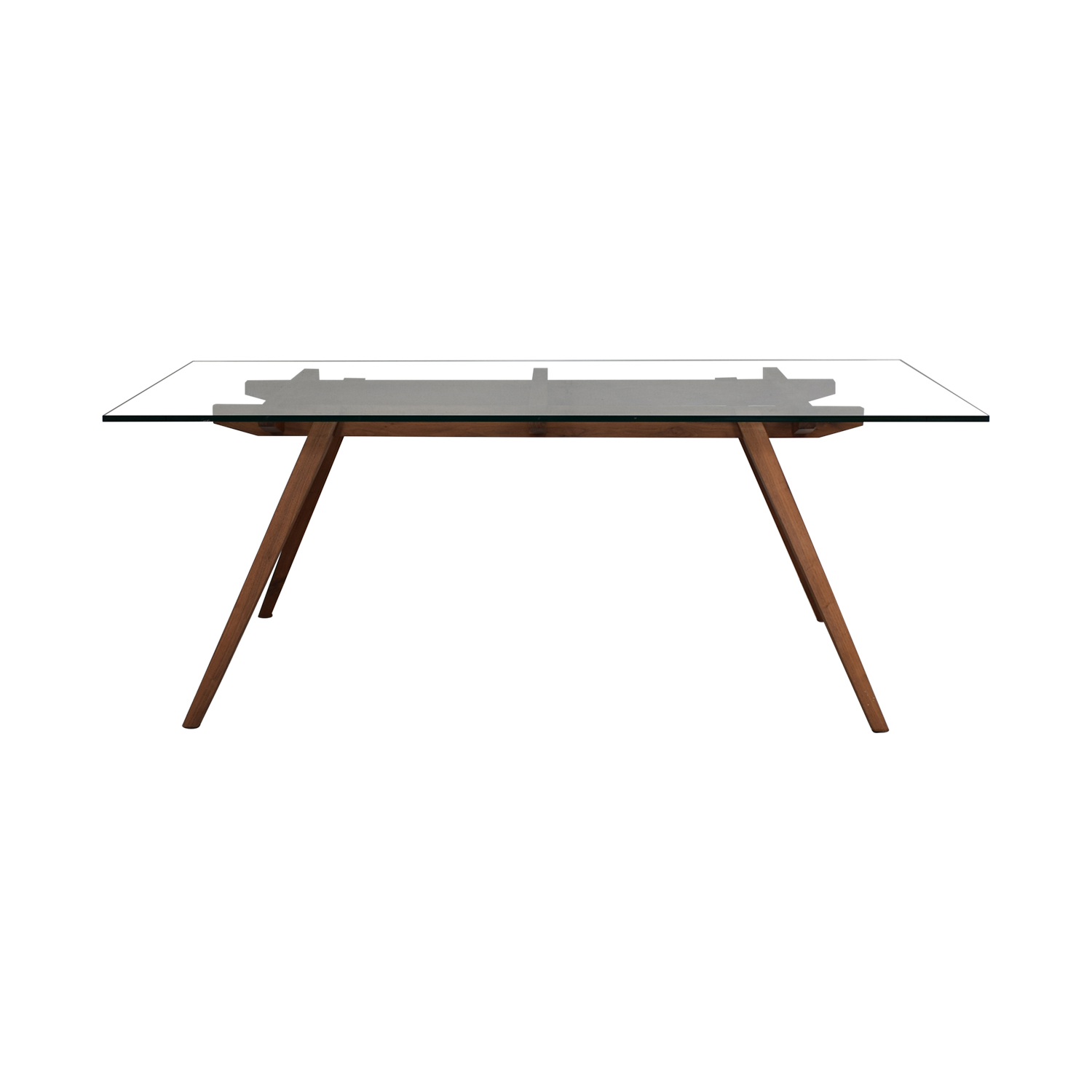 Organic Modernism Organic Modernism Recoleta Dining Table brown