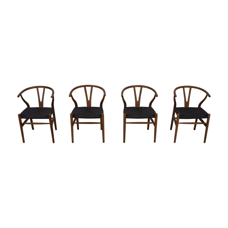 Rove Concepts Wishbone Chairs / Chairs