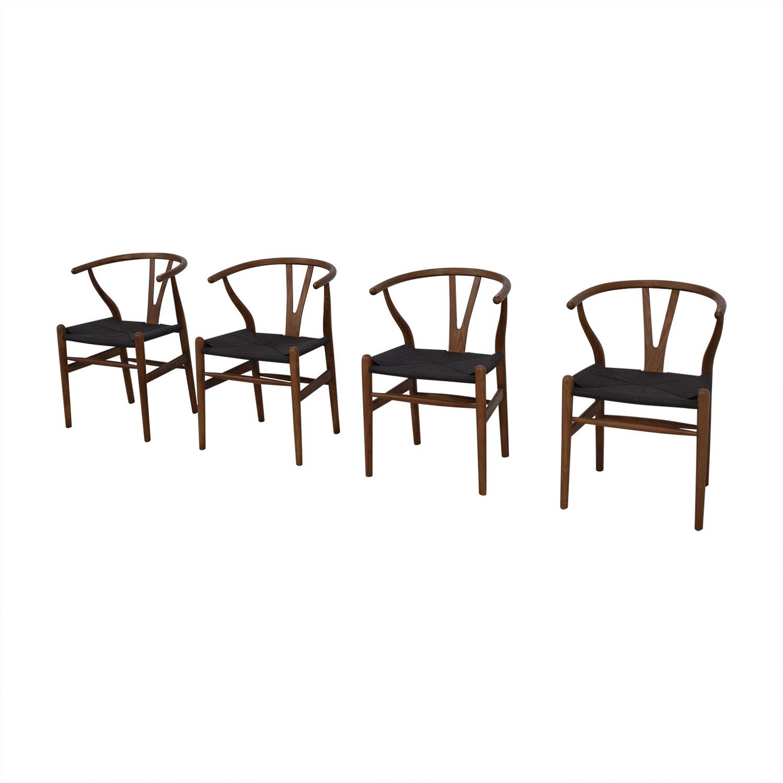 Rove Concepts Rove Concepts Wishbone Chairs nj