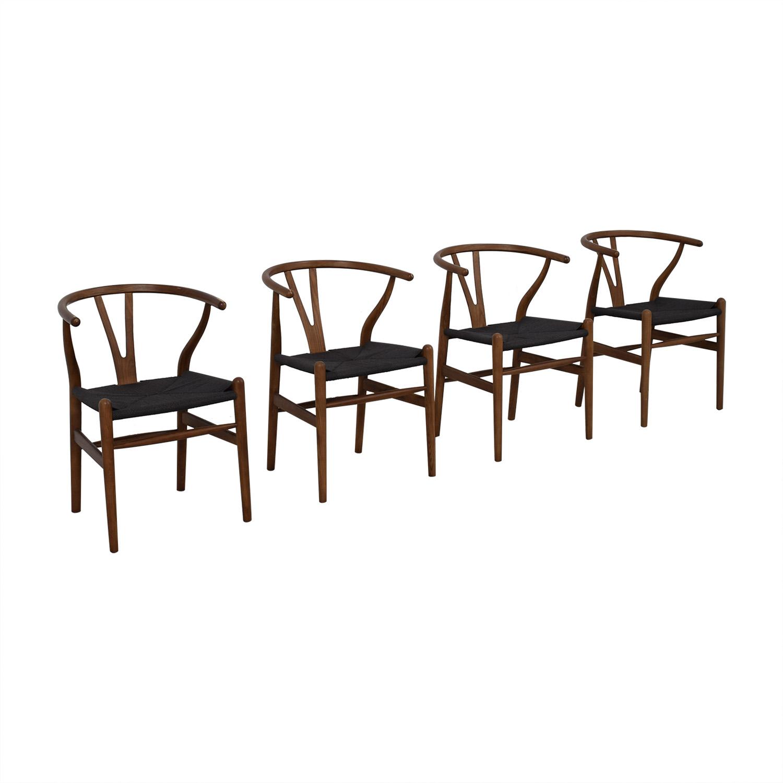 Rove Concepts Wishbone Chairs sale