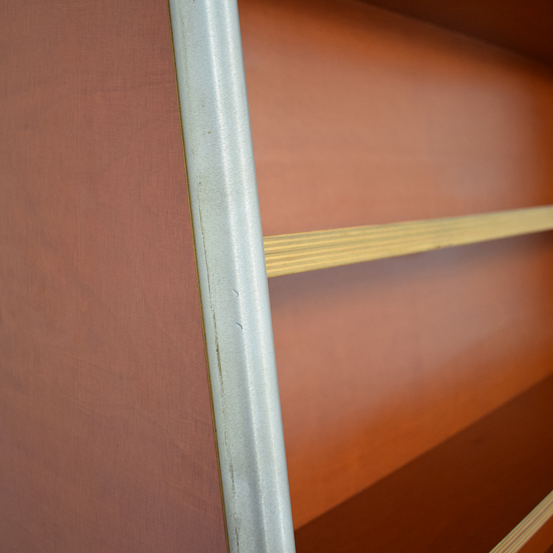 buy Custom Metal and Wood Bookcase
