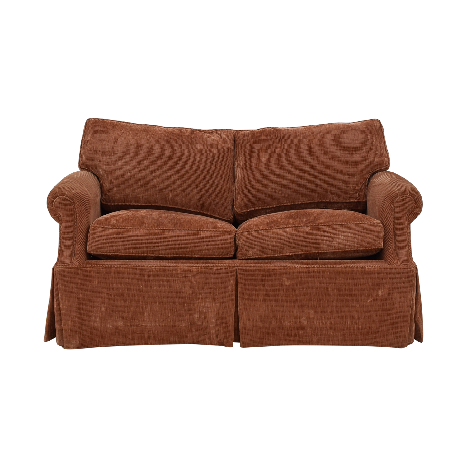 buy Carlyle Carlyle Round Arm Lawson Sofa Bed online