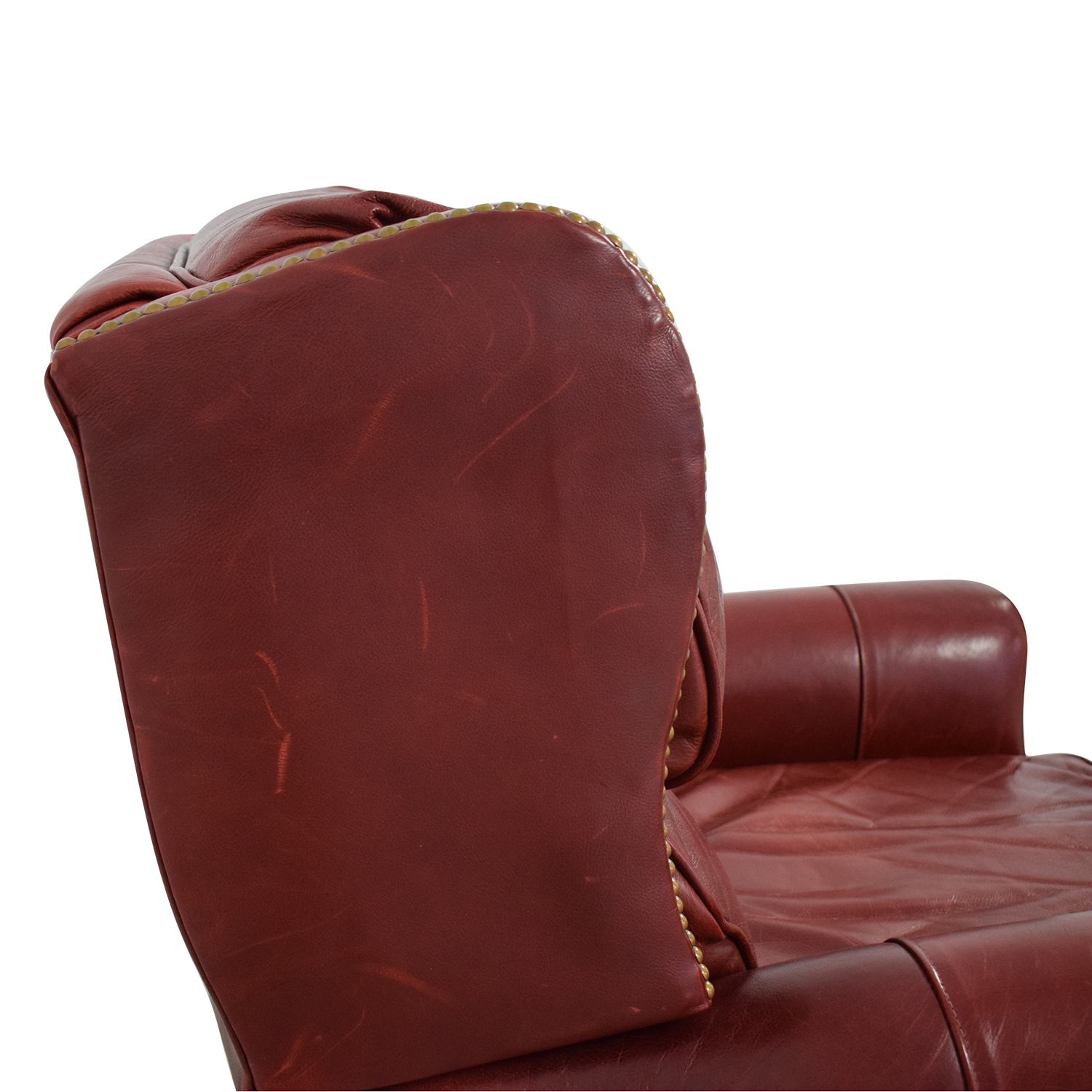 buy McKinley Leather Recliner McKinley Leather Furniture Chairs