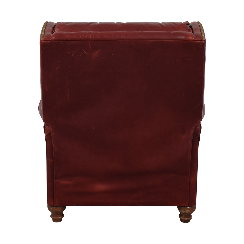 shop McKinley Leather Recliner McKinley Leather Furniture