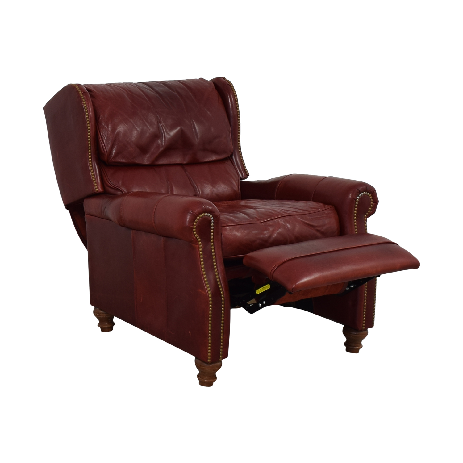 McKinley Leather Furniture McKinley Leather Recliner used