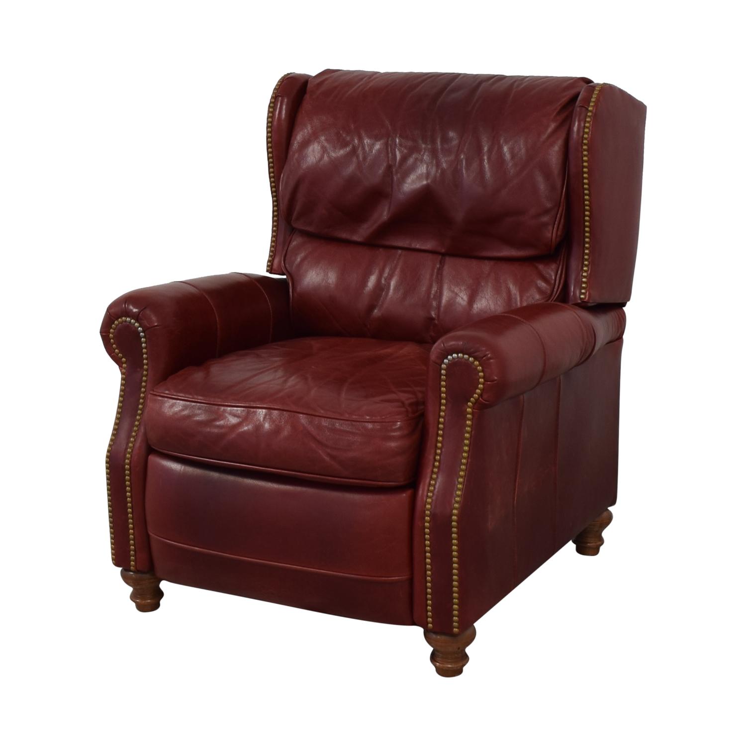 McKinley Leather Furniture McKinley Leather Recliner for sale