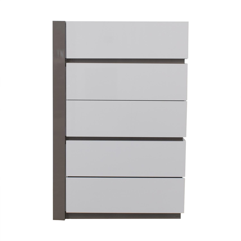 Modrest Modrest Five Drawer Dresser on sale
