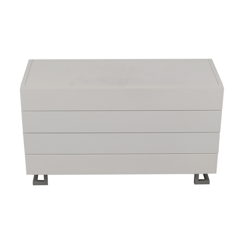 Modrest Modrest Modern White Dresser price