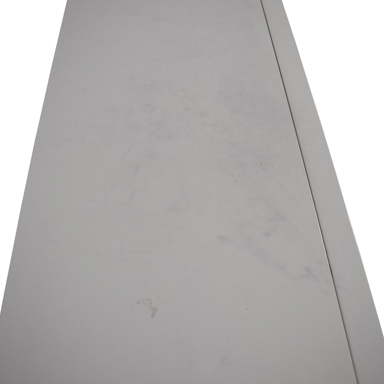 Modrest Modrest Modern White Dresser coupon