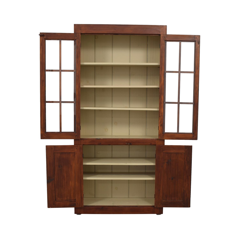 Stephen Von Hohen Stephen Von Hohen Bucks County Display Cabinet for sale