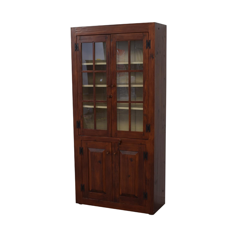 Stephen Von Hohen Stephen Von Hohen Bucks County Display Cabinet Storage