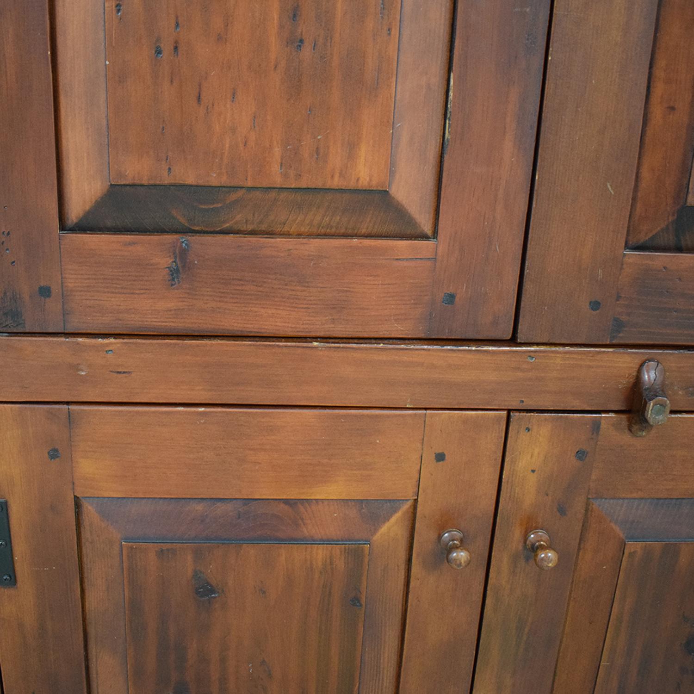 Stephen Von Hohen Stephen Von Hohen Bucks County Collection Cabinet on sale