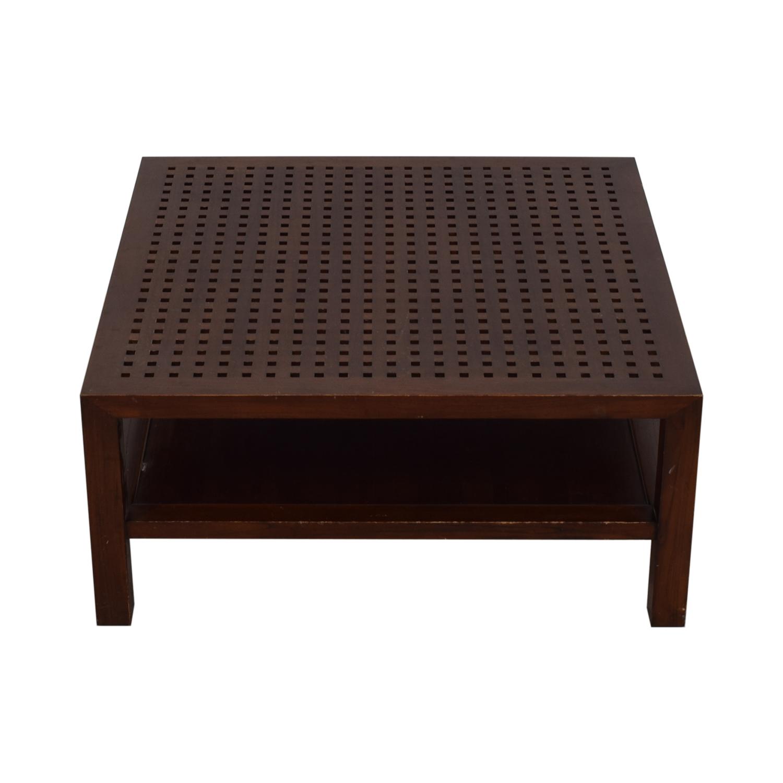 shop Room & Board Room & Board by Maria Yee Grid Coffee Table online