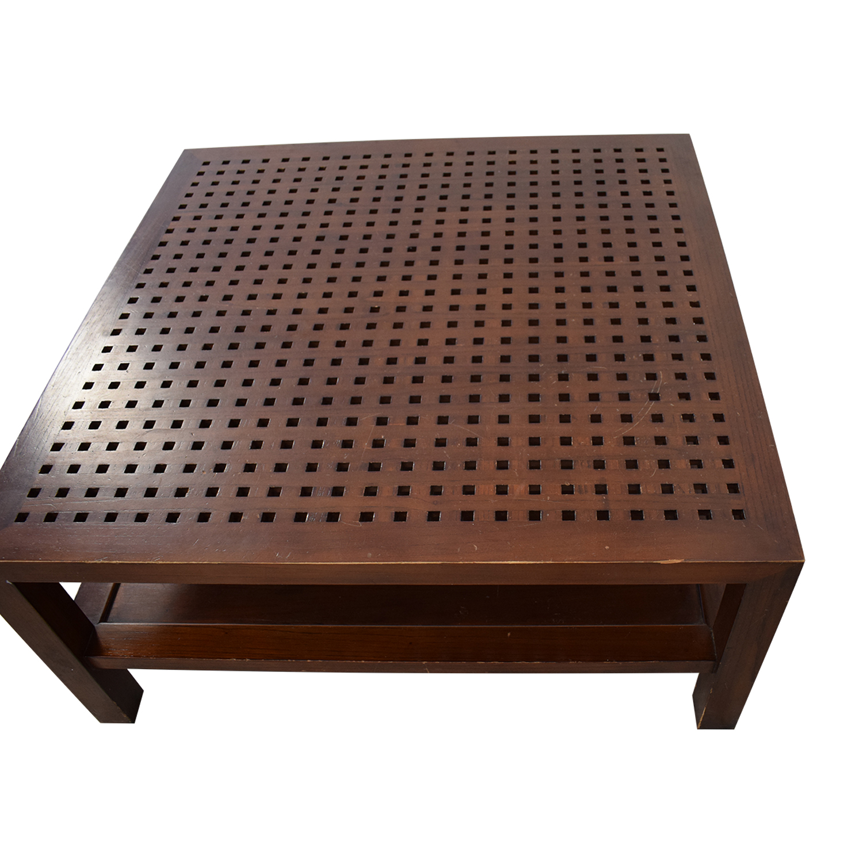 Room & Board Room & Board by Maria Yee Grid Coffee Table price