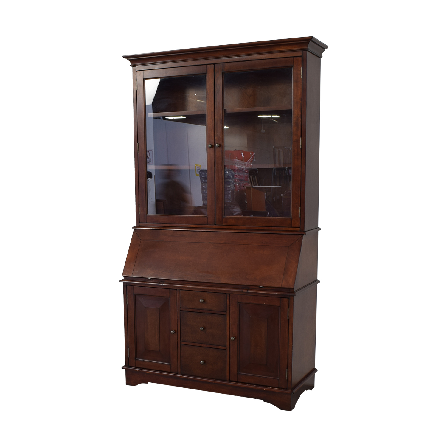 buy Pottery Barn Graham Desk and Hutch Pottery Barn Cabinets & Sideboards