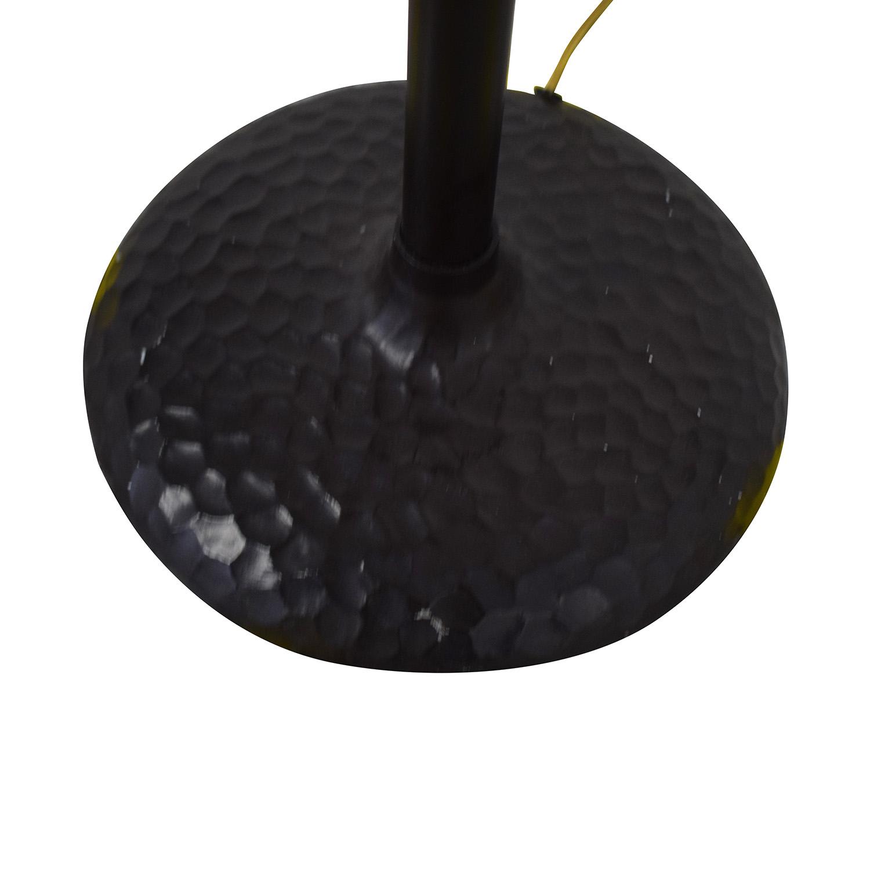 Robert Abbey Robert Abbey Beaux Arts Torchiere Floor Lamp black