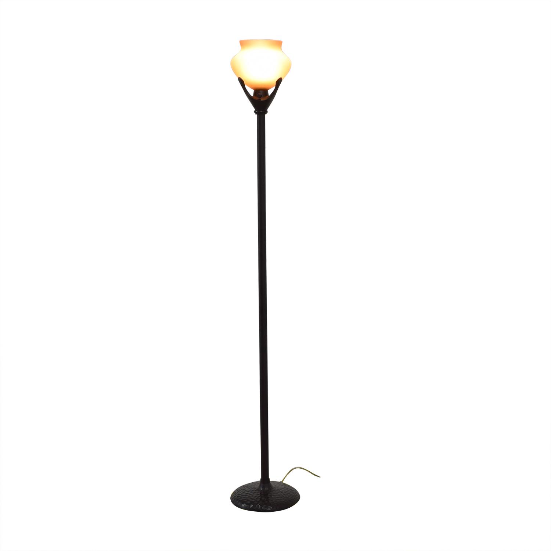 Robert Abbey Robert Abbey Beaux Arts Torchiere Floor Lamp discount