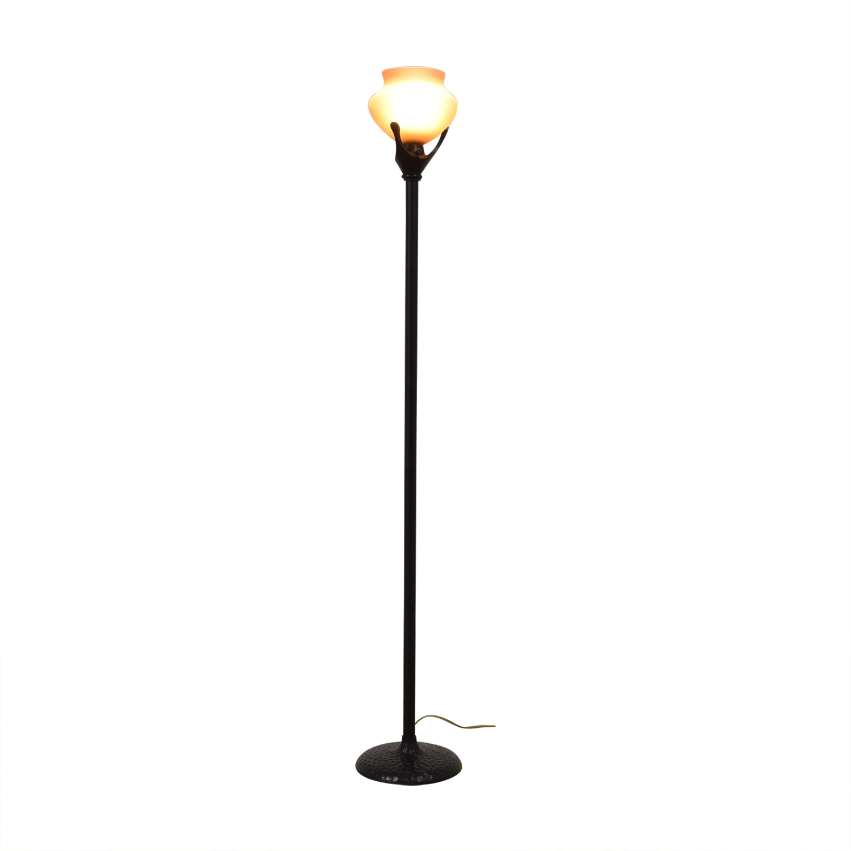 buy Robert Abbey Beaux Arts Torchiere Floor Lamp Robert Abbey Lamps