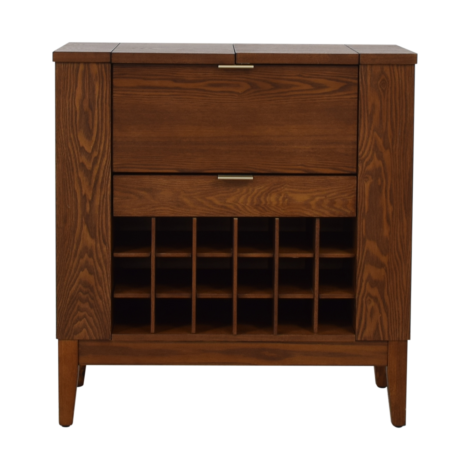 Crate & Barrel Crate & Barrel Parker Spirits Cabinet price