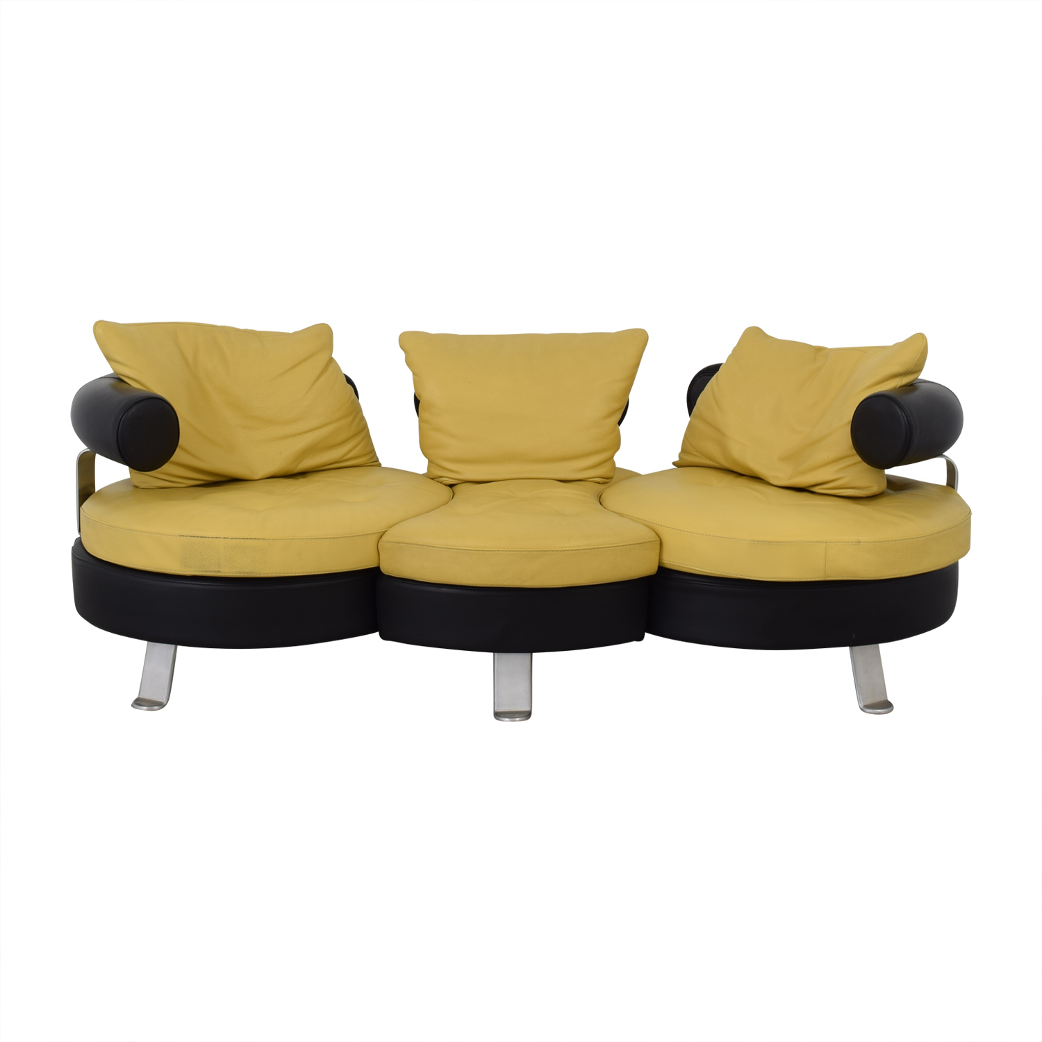 buy Formenti Formenti Divani Contemporary Original Swivel Sofa Formenti Classic Sofas