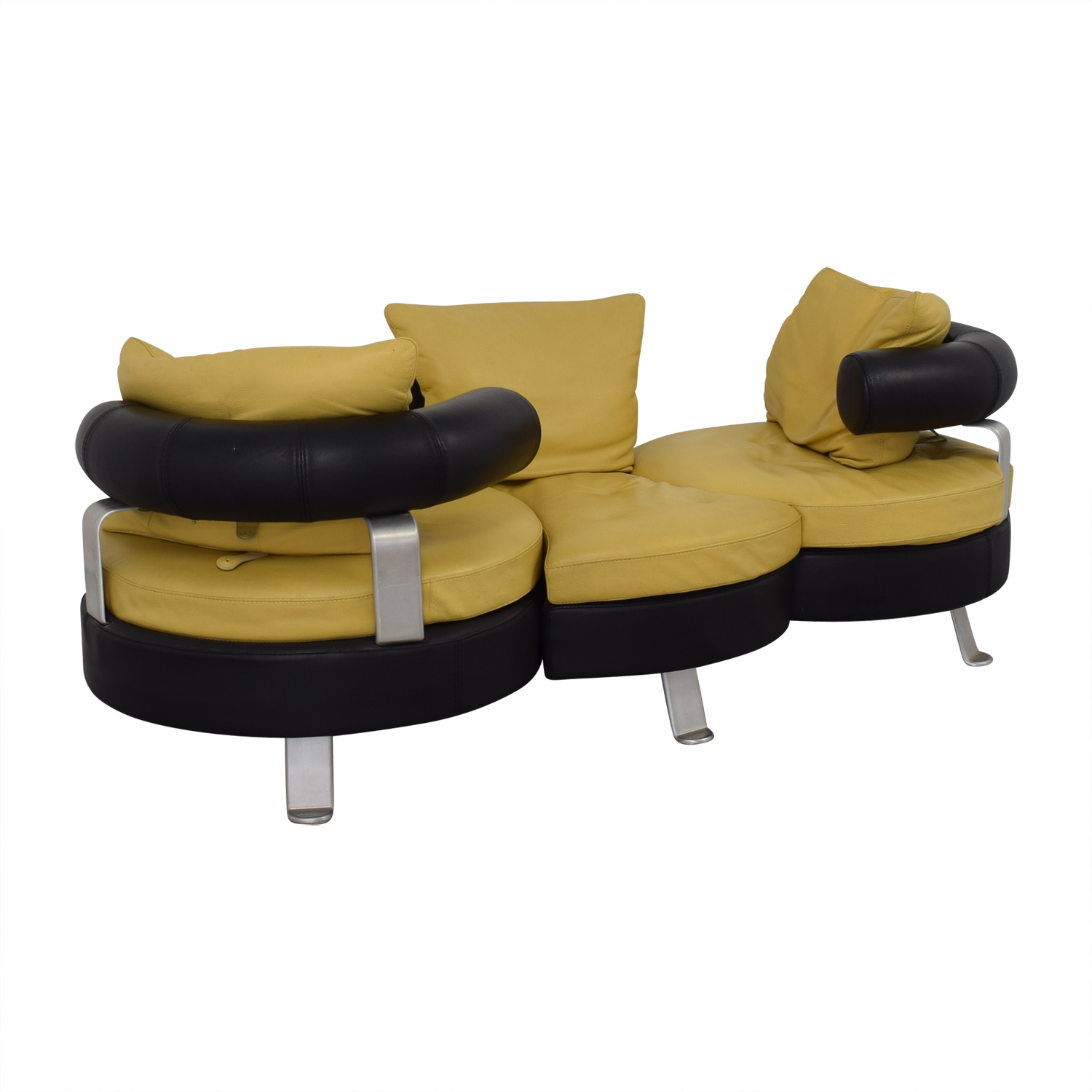 buy Formenti Formenti Formenti Divani Contemporary Original Swivel Sofa online