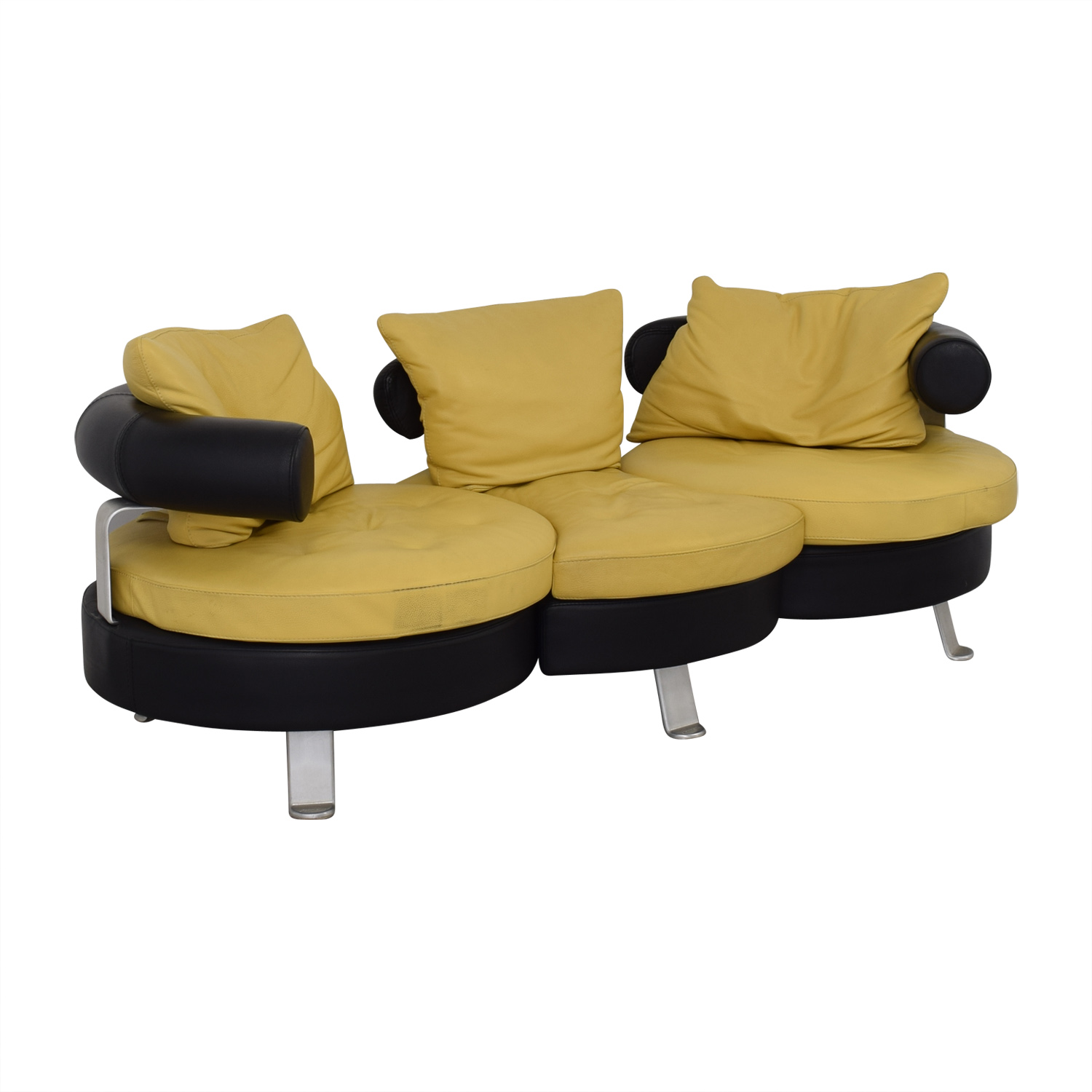 Formenti Formenti Formenti Divani Contemporary Original Swivel Sofa second hand