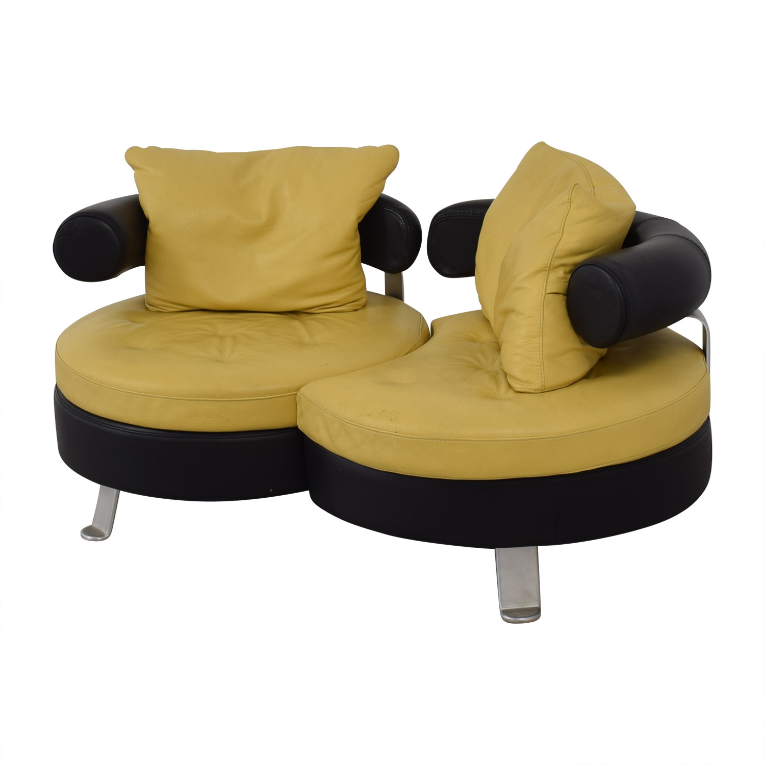 Formenti Formenti Swivel Loveseat second hand