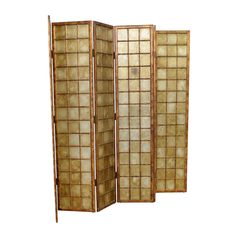 Bloomingdale's Bloomingdale's Six Panel Decorative Screen discount
