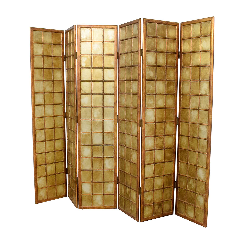 Bloomingdale's Bloomingdale's Six Panel Decorative Screen on sale