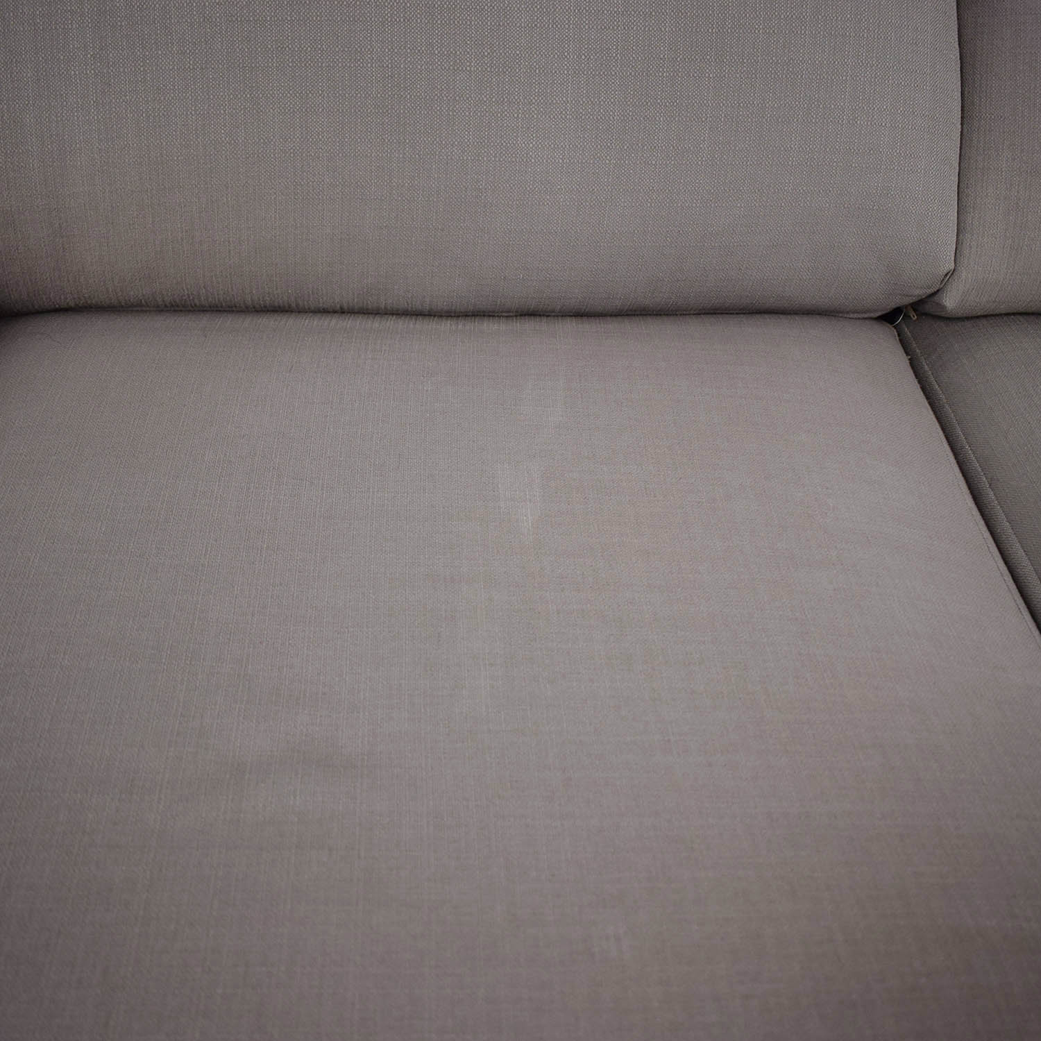 Crate & Barrel Crate & Barrel Two Piece Sectional coupon