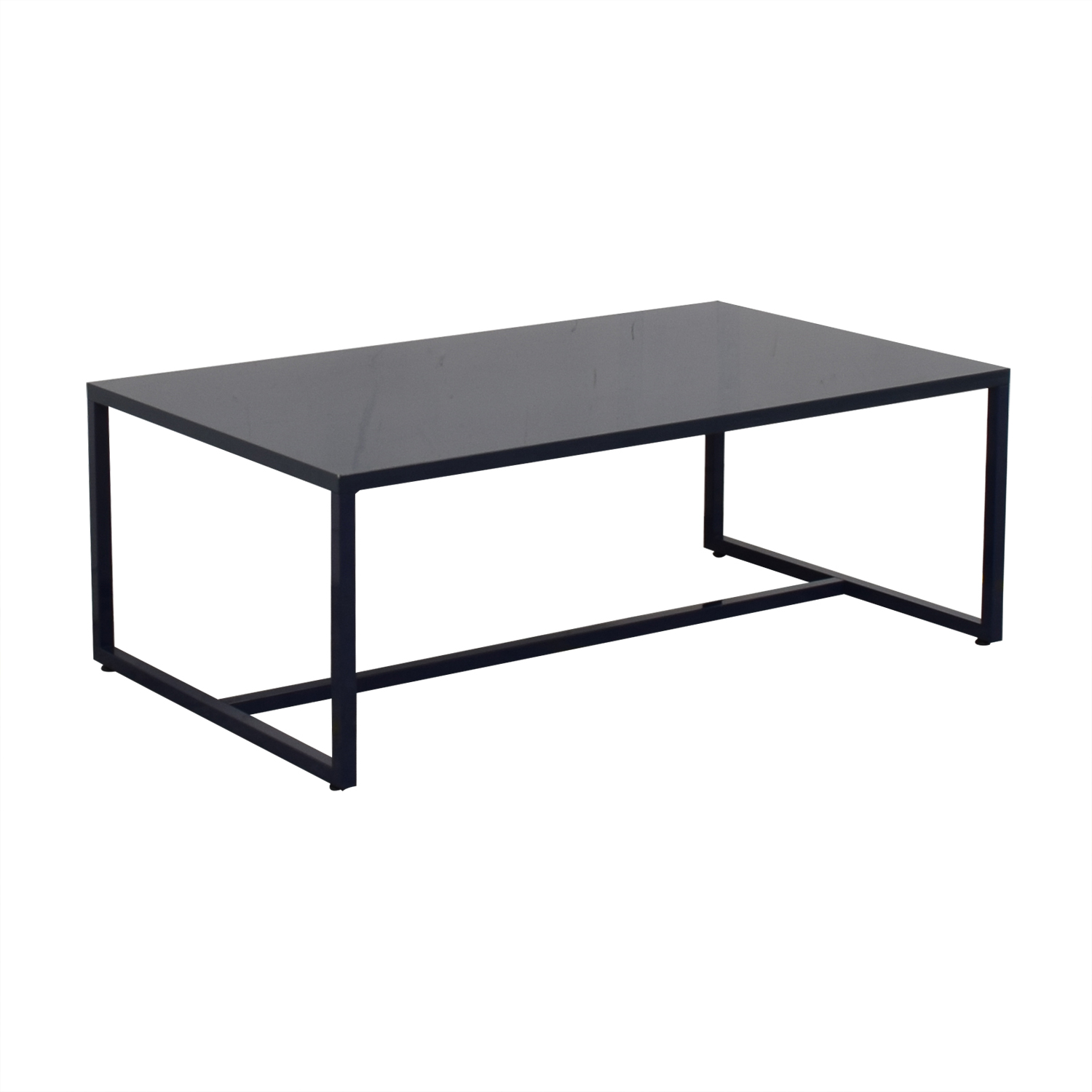 Crate & Barrel Crate & Barrel Frame Coffee Table nj