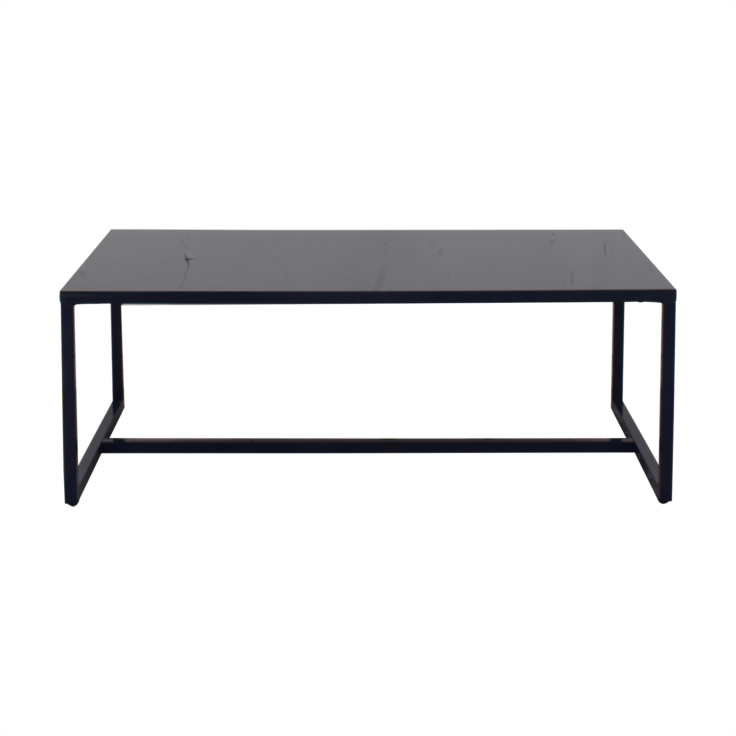 shop Crate & Barrel Frame Coffee Table Crate & Barrel Tables