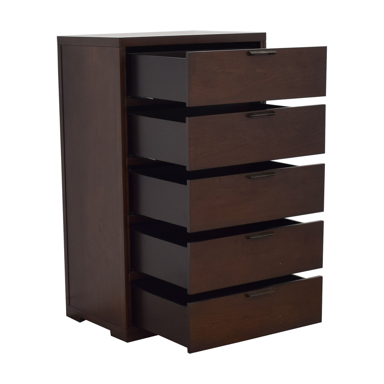 Crate & Barrel Crate & Barrel Five-Drawer Chest nj