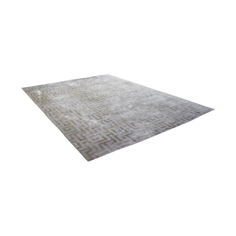 shop Stark Hand-Woven Patterned Rug Stark Carpet Rugs