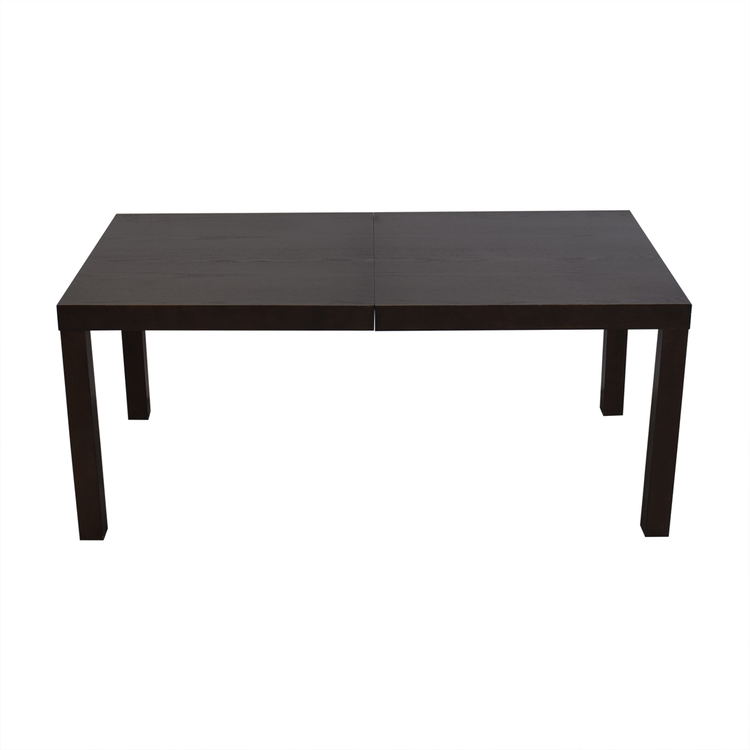 75 Off West Elm Parsons Expandable Dining Table Tables