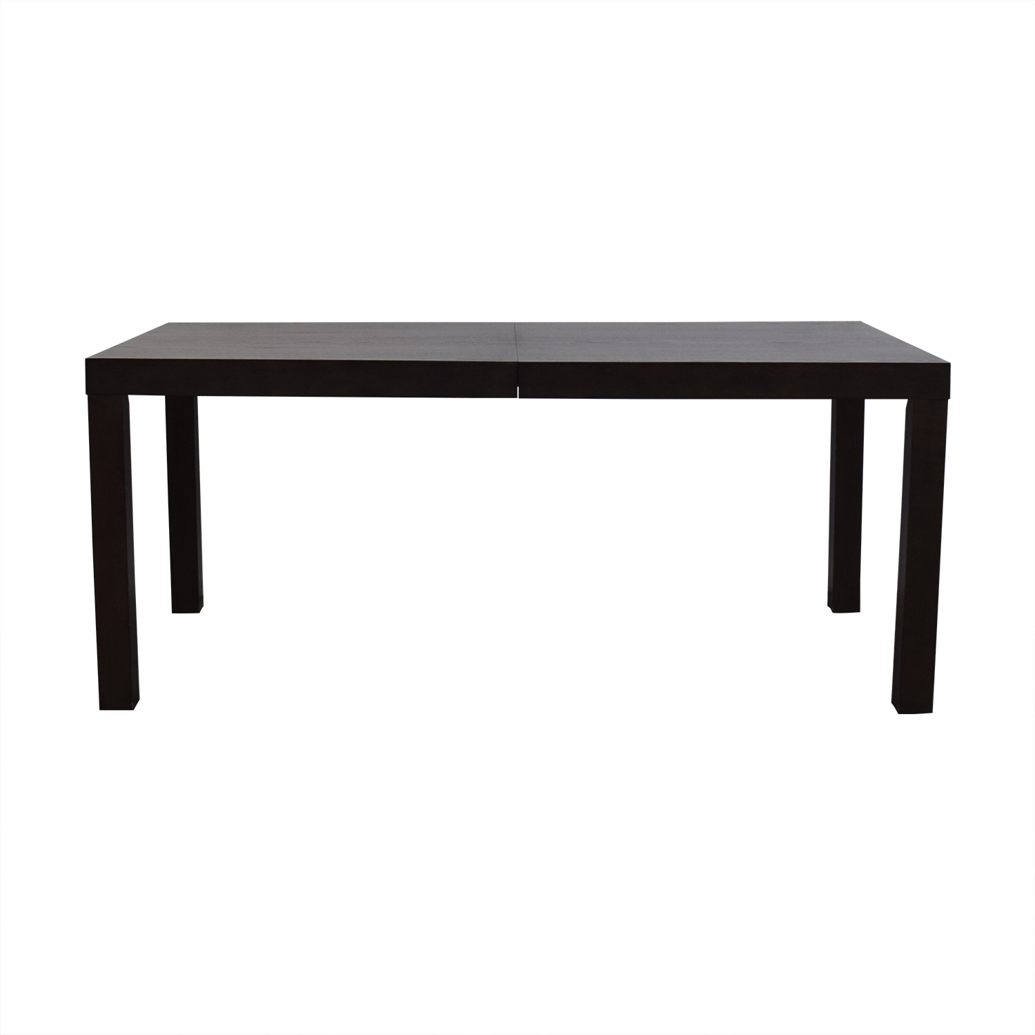 shop West Elm West Elm Parsons Expandable Dining Table online