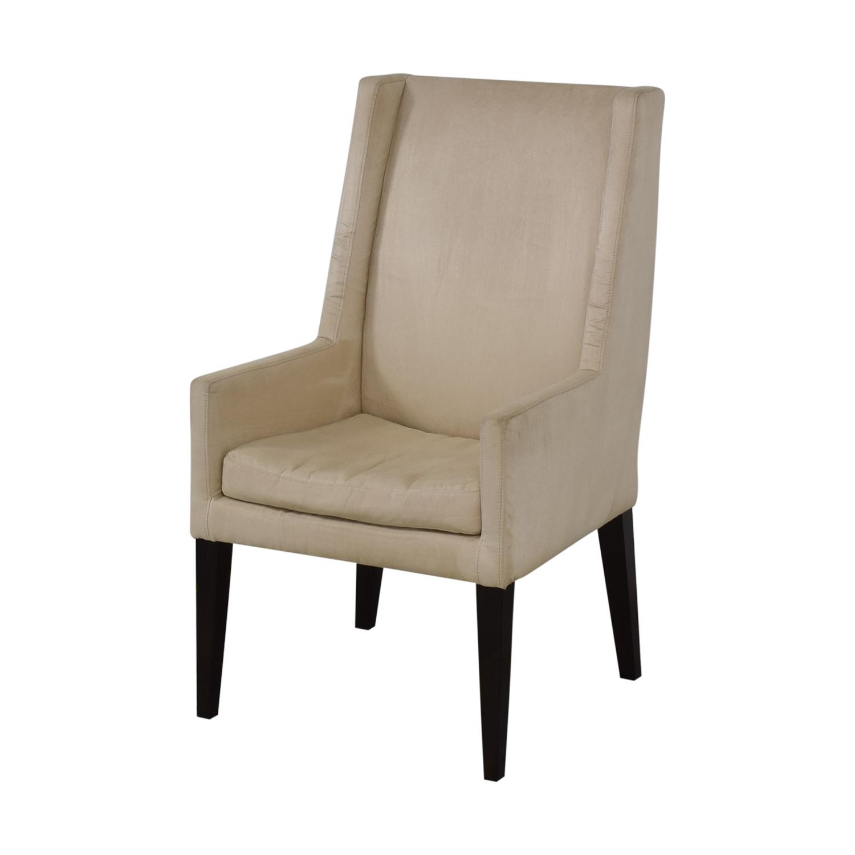 West Elm West Elm Modern Wing Chair used