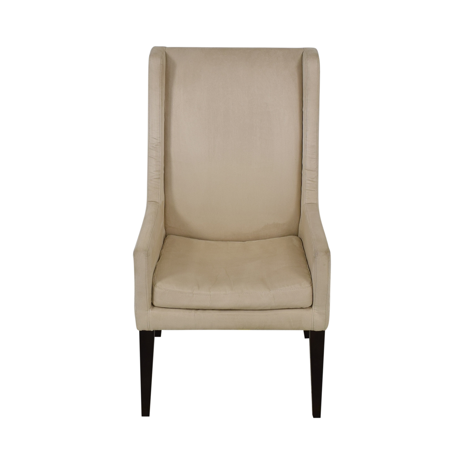 West Elm West Elm Modern Wing Chair for sale
