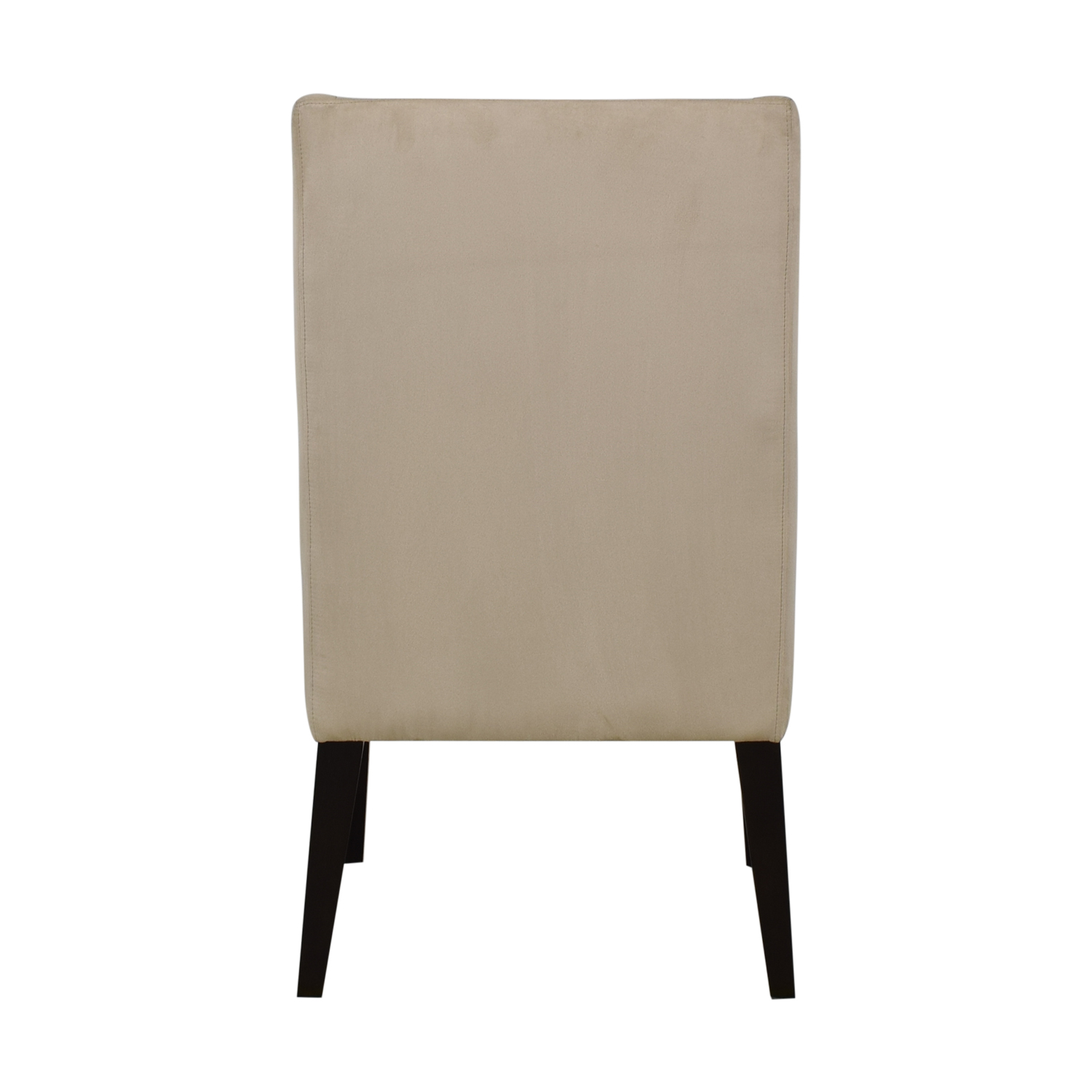 West Elm Modern Wing Chair sale