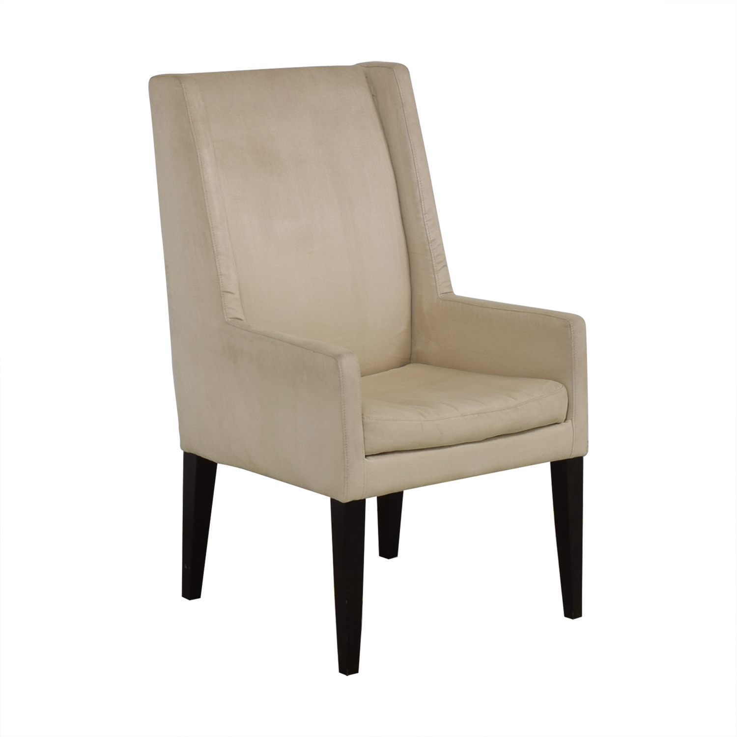 buy West Elm Modern Wing Chair West Elm Chairs