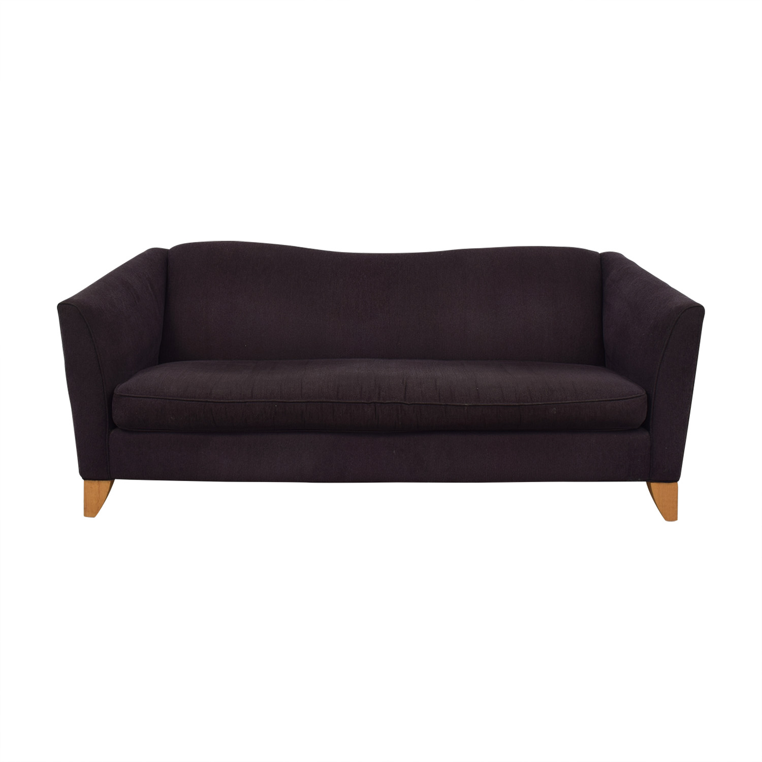 shop Rowe Furniture Single Cushion Sofa Rowe Furniture