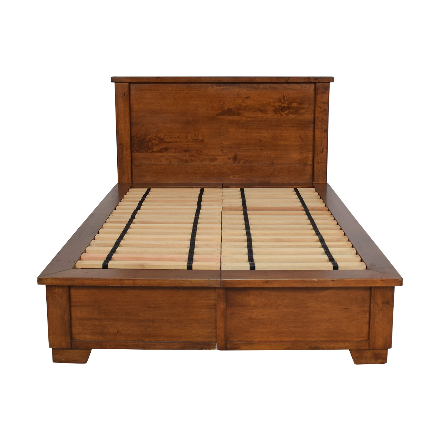 buy Pottery Barn Sumatra Queen Storage Bed Pottery Barn Beds