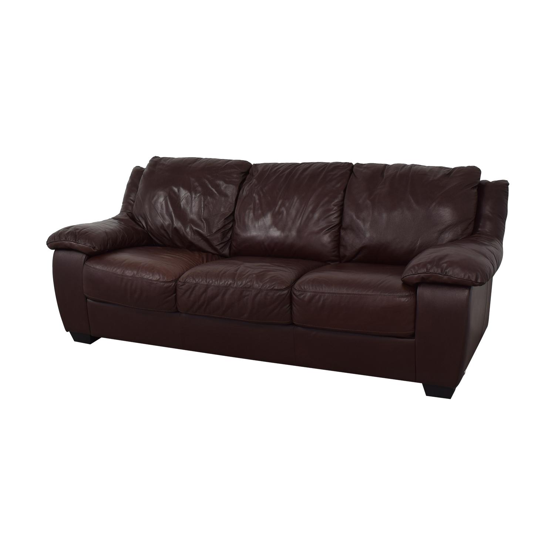 64% OFF - Italsofa Italsofa Blair Collection Sofa / Sofas