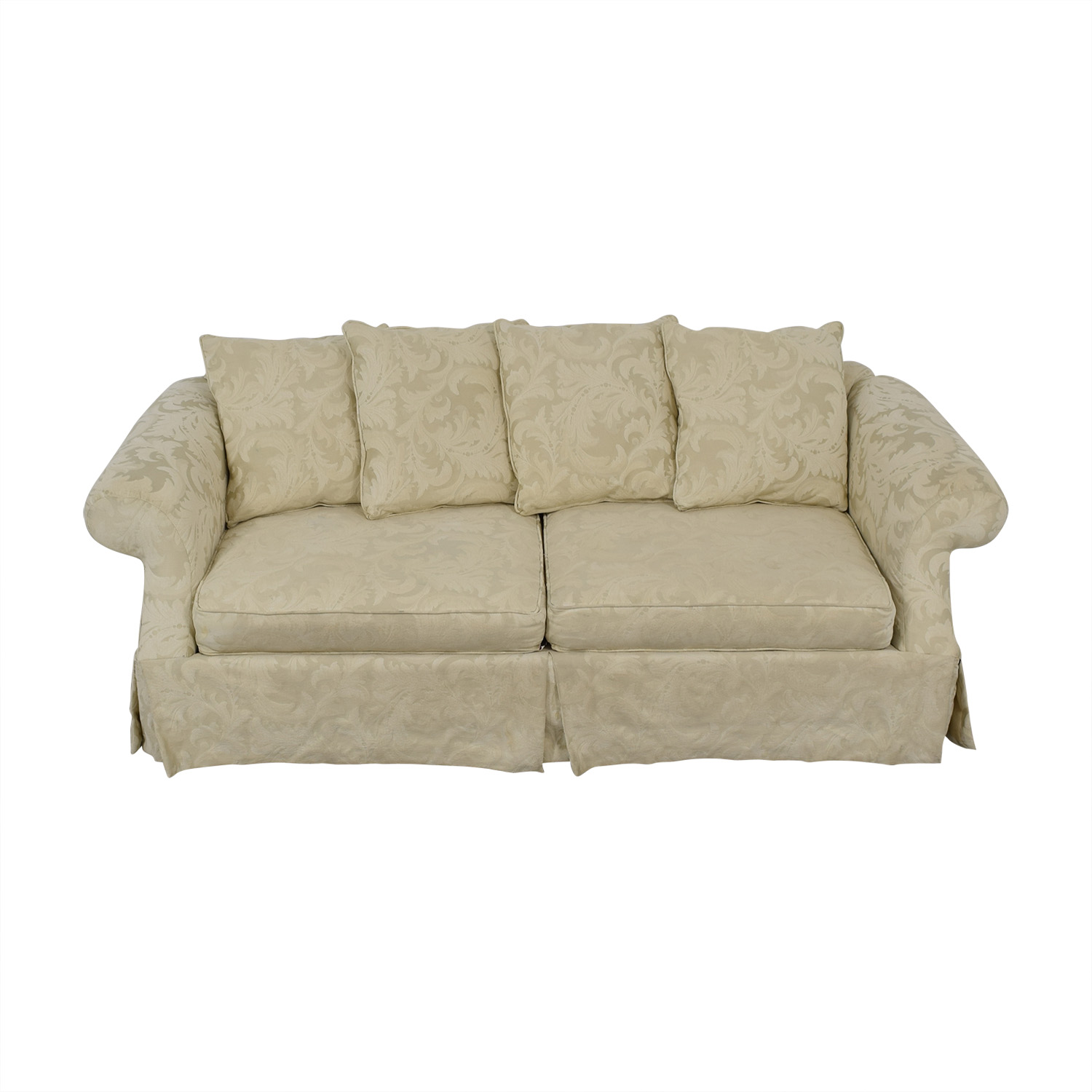 Rowe Furniture Rowe Furniture Roll Arm Sofa used
