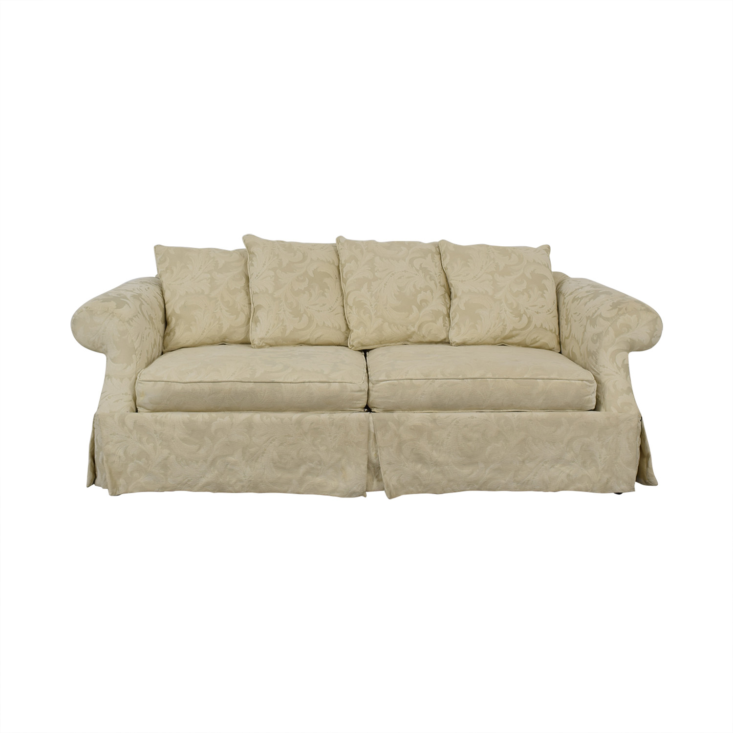 Rowe Furniture Rowe Furniture Roll Arm Sofa second hand