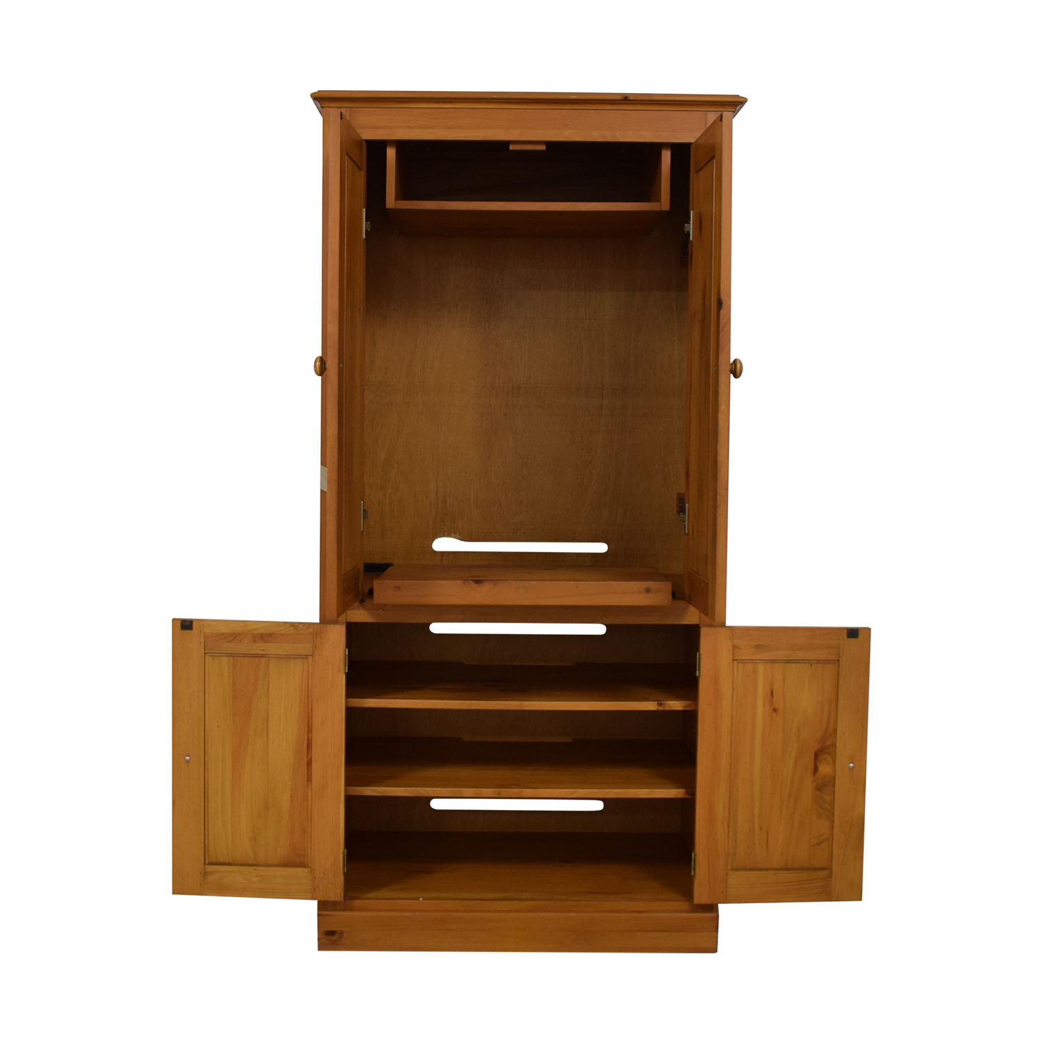 Four Cabinet Armoire