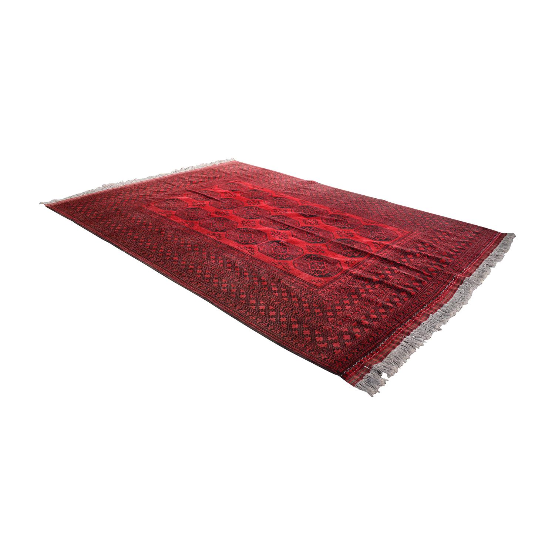 Red Persian Rug price